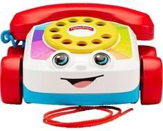 Развивающая игрушка Fisher Price «Говорящий телефон на колесах»