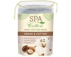 Ватные диски SPA Cotton «Argan Oil» 40 шт.