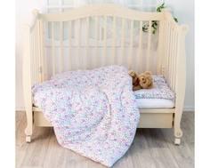 Комплект в кроватку Li-Ly «Фантазия» подушка + одеяло Kupu Kupu