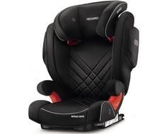 Автокресло Recaro «Monza Nova 2 SeatFix» 15-36 кг Perfomance Black