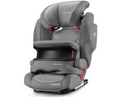 Автокресло Recaro «Monza Nova IS SeatFix» 9-36 кг Aluminum Grey