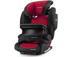 Автокресло Recaro «Monza Nova IS SeatFix» 9-36 кг Racing Red