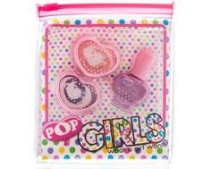 Набор декоративной косметики Markwins «POP Girls» в пакете