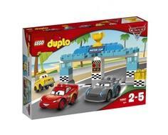 Конструктор LEGO DUPLO Cars 10857 «Гонка за Кубок Поршня»