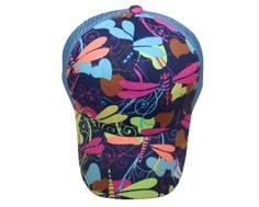 Кепка для девочки Принчипесса разноцветная