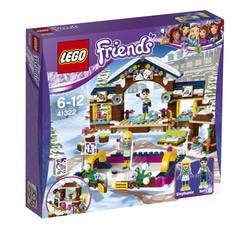 Конструктор LEGO Friends 41322 Горнолыжный курорт: каток
