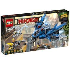 Конструктор LEGO Ninjago 70614 Самолёт-молния Джея
