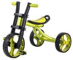 Велосипед трехколесный VipLex 706B зеленый