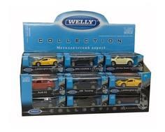 Игрушечная машинка Welly 1:60 в ассортименте