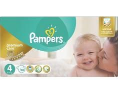 Подгузники Pampers Premium Care 4 (8-14 кг) 104 шт.