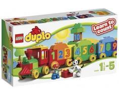 Конструктор LEGO DUPLO 10558 Считай и играй
