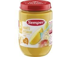 Пюре Semper Манго и банан с 6 мес. 190 г