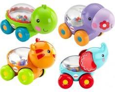 Развивающая игрушка Fisher Price «Веселая черепашка» с прыгающими шариками в ассортименте