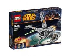 Конструктор LEGO Star Wars 75050 Истребитель