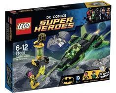 Конструктор LEGO Super Heroes 76025 Зеленый Фонарь против Синестро