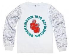 """Пижама для мальчика с длинным рукавом """"Чемпион"""" Barkito"""