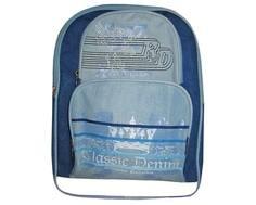 Рюкзак школьный Silwerhof «Classic Denim»