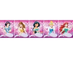 Тетрадь в клетку Disney Princess 12 листов в ассортименте