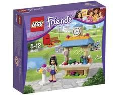 Конструктор LEGO Friends 41098 Туристический киоск Эммы