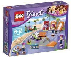 Конструктор LEGO Friends 41099 Скейт-парк