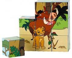 Кубики Дисней Бэби «Король Лев»