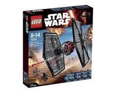 Конструктор LEGO Star Wars 75101 Истребитель TIE особых войск