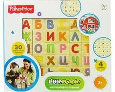 Кубики Fisher Price «Алфавит» 30 шт.