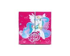 Кубики Играем Вместе «My Little Pony» 4 шт.