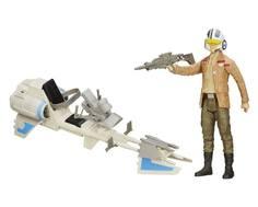 Фигурка Star Wars «Титаны: Герои Звездных войн» с транспортным средством в ассортименте