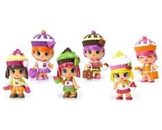 Кукла Famosa «Пинипон с запахом пирожного» в ассортименте Pinypon