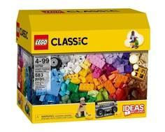 Конструктор LEGO Classic 10702 Набор кубиков для свободного конструирования