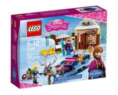 Конструктор LEGO Disney Princess 41066 Анна и Кристоф: прогулка на санях