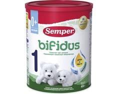 Молочная смесь Semper Bifidus 1 с рождения 400 г