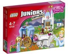 Конструктор LEGO Juniors 10729 Карета Золушки