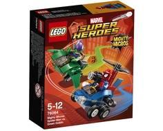 Конструктор LEGO Super Heroes 76064 Человек паук против Зелёного Гоблина