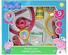 Игровой набор доктора Peppa Pig «Пеппа» 9 пр.