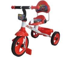 Велосипед трехколесный Baby Trike «WS909» красный