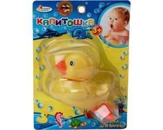 Игрушка для ванны Играем вместе «Утка» заводная