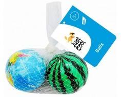 Игровой набор Just Cool «Мячики-попрыгунчики» 2 шт.