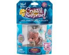 Фигурка Crystal Surprise «Лисенок» с подвеской