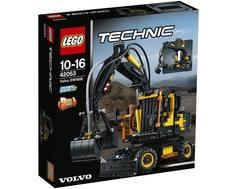 Конструктор LEGO Technic 42053 Экскаватор Volvo EW 160E