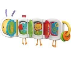 Развивающая игрушка Fisher Price «Гусеничка с сюрпризом»