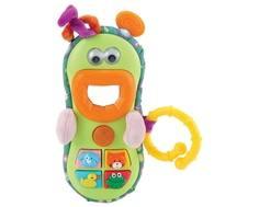 Развивающая игрушка Happy baby «Веселый телефон»