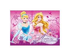 Альбом для рисования Disney Princess 20 листов в ассортименте