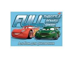 Альбом для рисования Disney Cars 40 листов