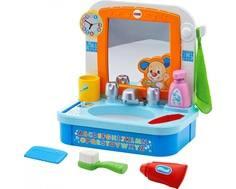 Развивающая игрушка Fisher Price «Смейся и учись: Умывальник Ученого щенка»