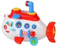 Игрушка для ванны Bairun «Субмарина» для пускания пузырей