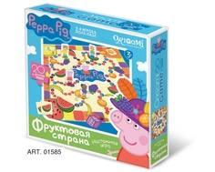 Настольная игра Origami «Peppa Pig: Фруктовая страна»