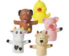Игрушки на пальчики Курносики «Веселая ферма»