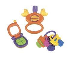 Игровой набор Mioshi «Первая игрушка» с телефоном